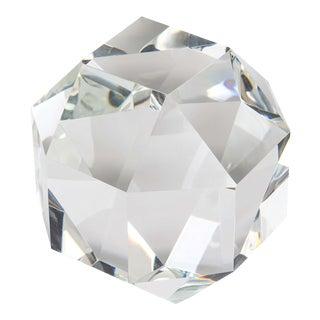 Crystal Octahedron Large For Sale