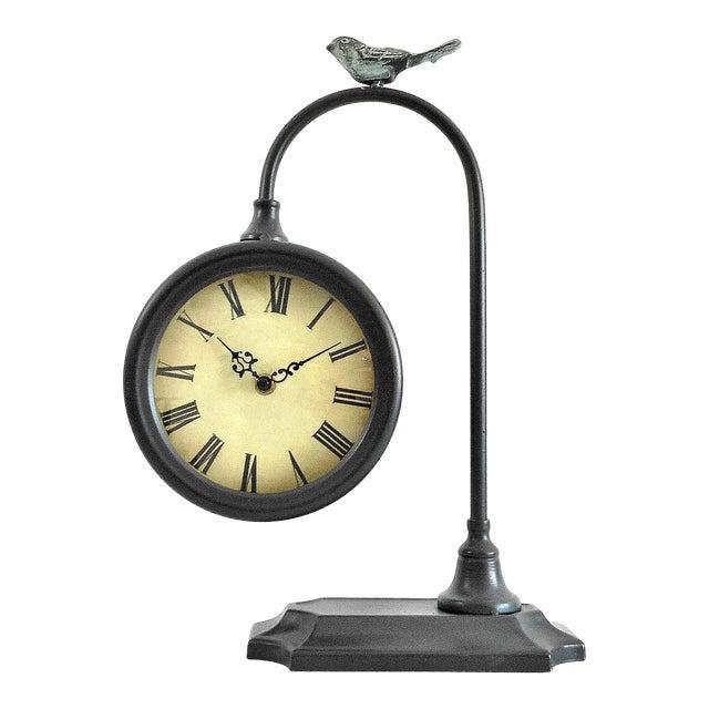 Bird Tabletop Clock - Image 1 of 6