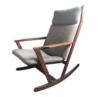 Poul Volther Rocking Chair For Sale