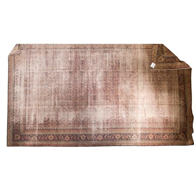 Distressed Kaisari Carpet - 11′ × 18′ - Image 1 of 10