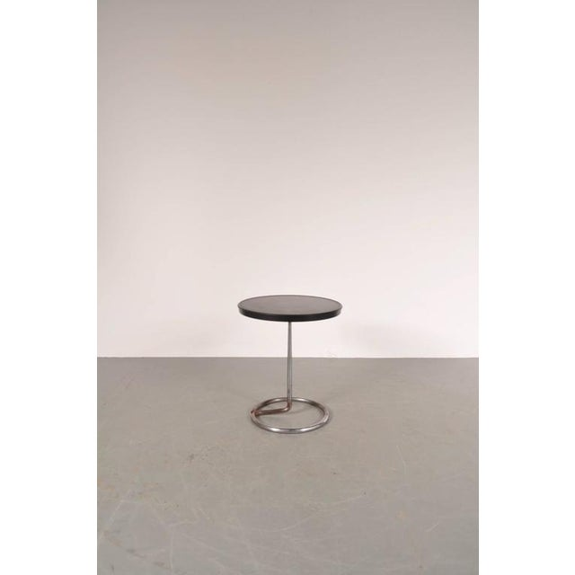 Large Edition Side Table by René Herbst for Stablet, France, 1935 - Image 4 of 10