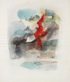 Image of Watercolor Paintings
