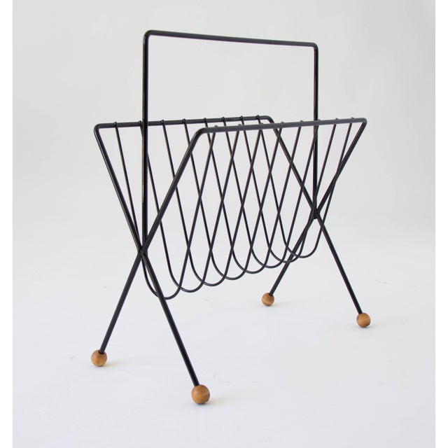 Tony Paul Magazine Rack For Sale In Los Angeles - Image 6 of 10