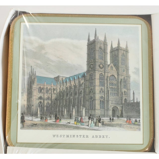 Coasters of 19th Century London - Set of 6 - Image 4 of 7