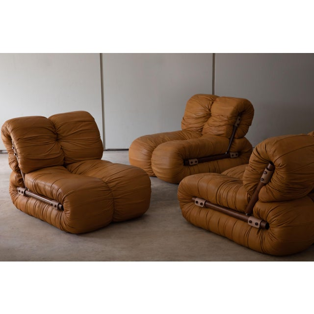 1960s Vintage Percival Lafer Living Room Set For Sale In Miami - Image 6 of 11