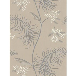 Cole & Son Mimosa Wallpaper Roll - Sandstone For Sale