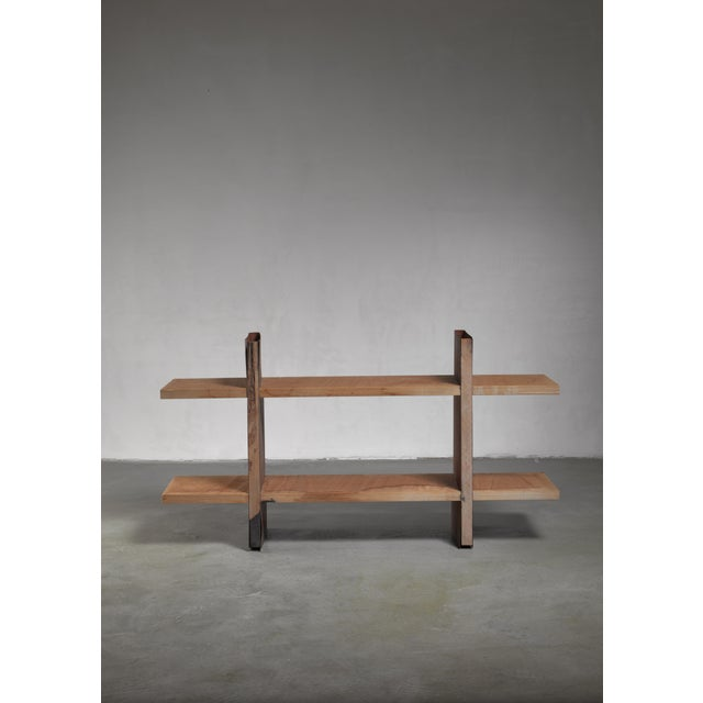 Mid-Century Modern Angelo Mangiarotti Shelves, Italy For Sale - Image 3 of 7