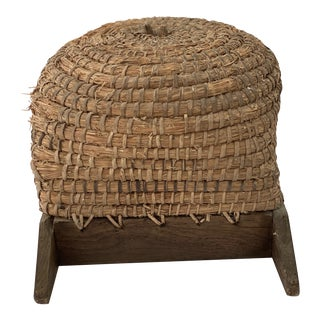 French Bee Skep – Small For Sale