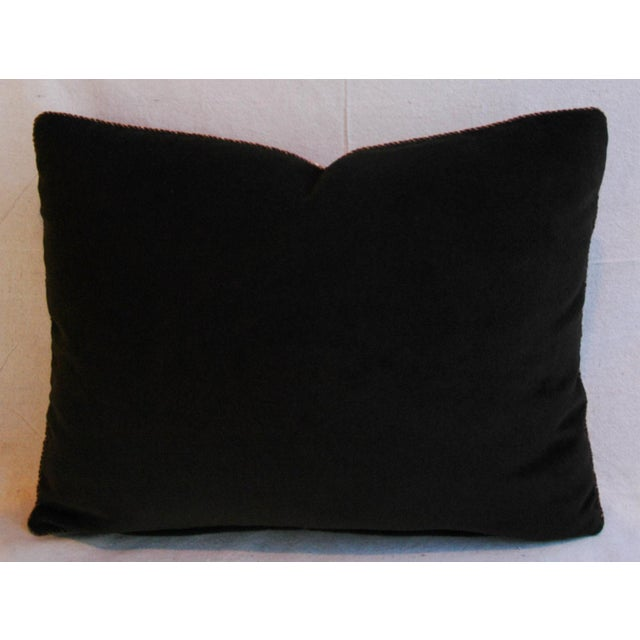 Italian Mariano Fortuny Tapa Feather & Down Pillows - A Pair - Image 10 of 10