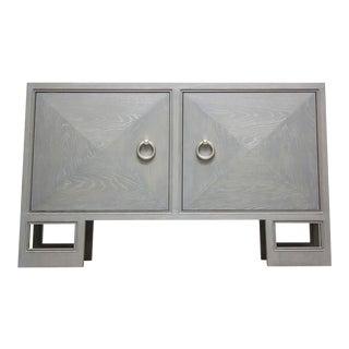 Truex St. Regis Oak Cabinet For Sale