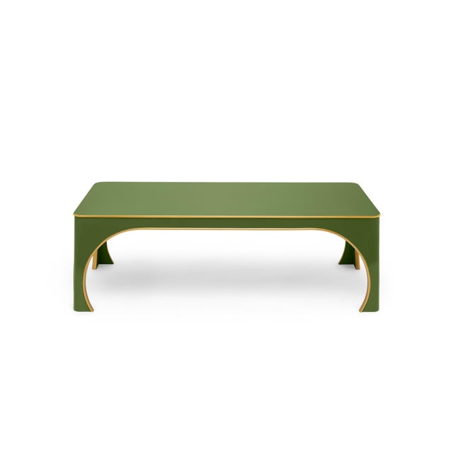 Contemporary Miles Redd Collection Brighton Coffee Table For Sale - Image 3 of 3