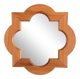 Image of Teak Wall Mirrors