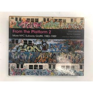 1980s Signed Art Book Graffiti Art Book For Sale
