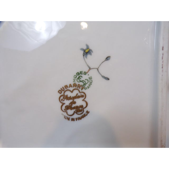 Vintage Hermes Style Butterfly Ashtray With Suede Bottom For Sale In Houston - Image 6 of 13