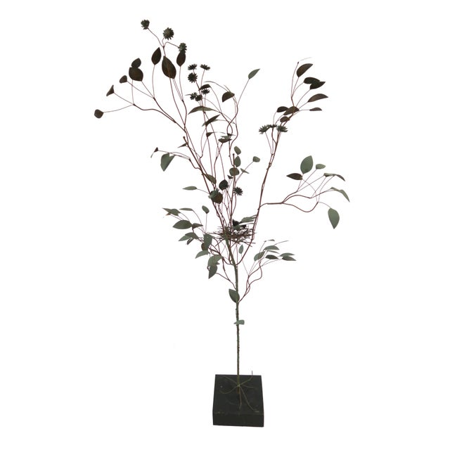 Metal Jeré Metal Tree Sculpture For Sale - Image 7 of 7