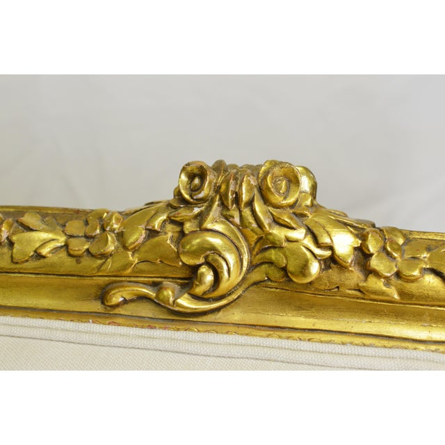 19th Century White and Gold Venetian Sofa - Image 9 of 10