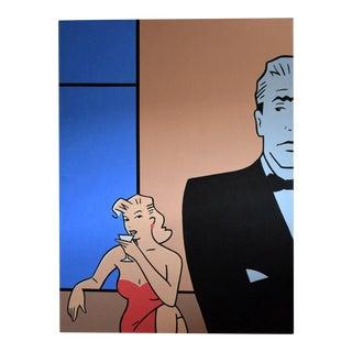 Pop Art Cocktail by Luuc Verschuuren 2001