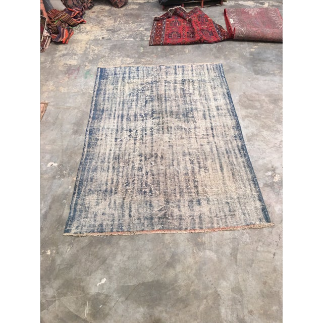 Turkish Oushak Rug - 6′6″ × 9′3″ - Image 2 of 11