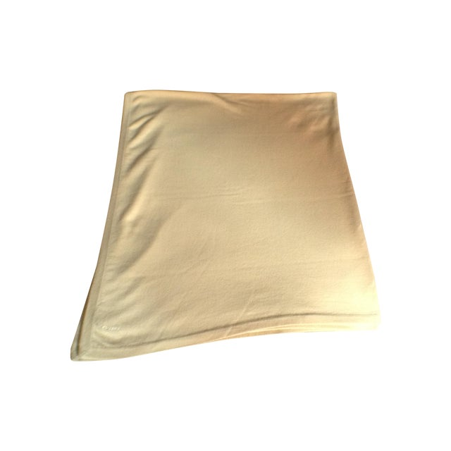 Vintage Chanel Cashmere Throw - Image 1 of 5