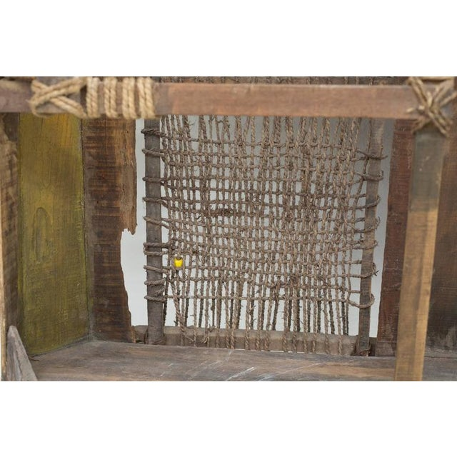 Mohanta, Kolkata Wood Screen For Sale - Image 4 of 5