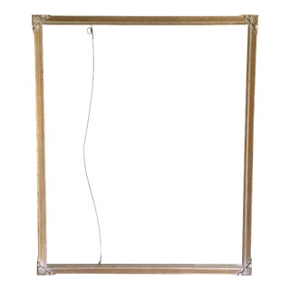French Provincial Gold Frame