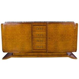 French Art Deco Style Sideboard For Sale