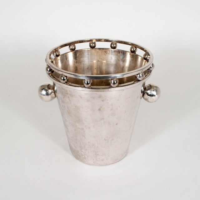 Larry Laslo Champagne Bucket For Sale In New York - Image 6 of 11