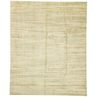 20th Century Persian Area Rug - 8′1″ × 9′10″ For Sale