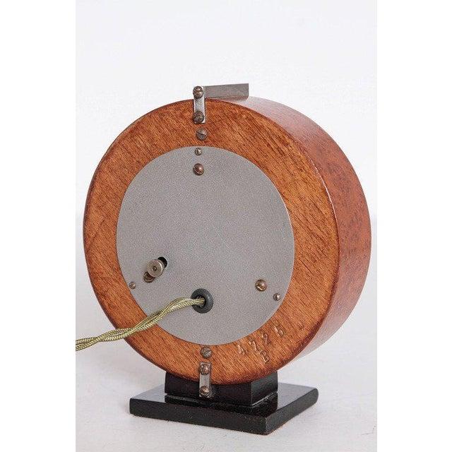 Machine Age Gilbert Rohde Herman Miller Century of Progress Clock, No. 4725B For Sale In Dallas - Image 6 of 11