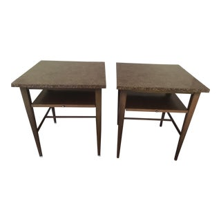 Paul McCobb End Tables - a Pair For Sale