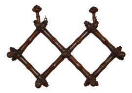 Image of French Country Coat and Hat Racks