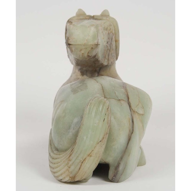 Stone Early 20th Century Chinese Jade Horse For Sale - Image 7 of 8