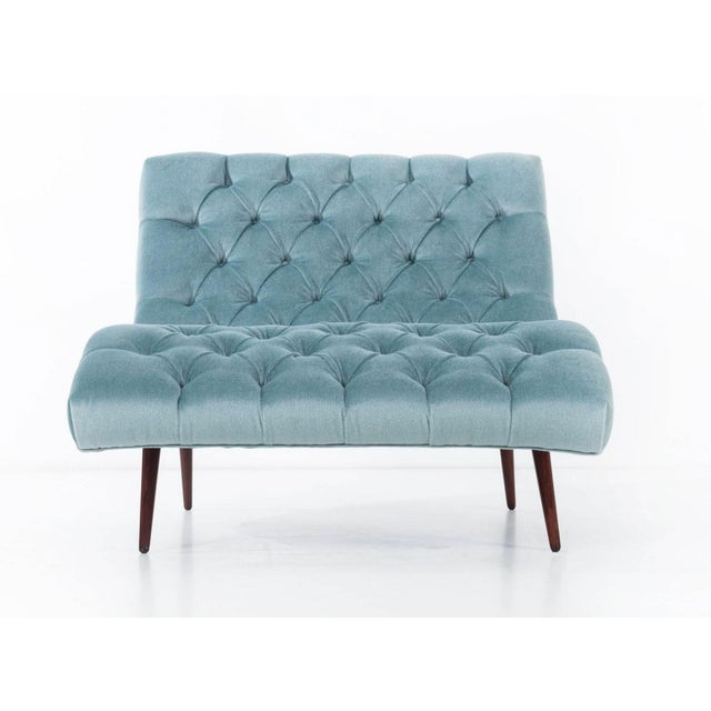 Adrian Pearsall Chaise Lounge - Image 6 of 10
