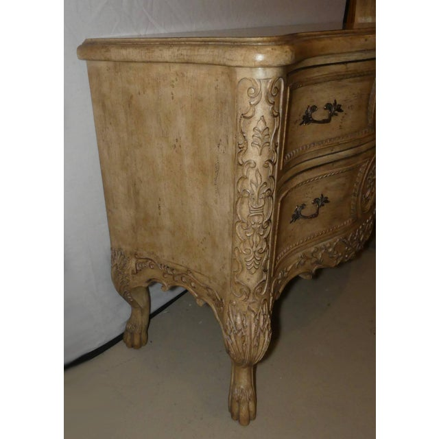 Shabby Chic Ferguson Copeland French Country Nightstands-a Pair For Sale - Image 3 of 13