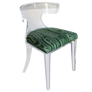Lucite Chair For Sale