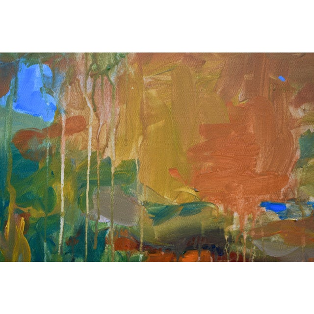 """2010s Stephen Remick """"Path to the River"""" Painting For Sale - Image 5 of 11"""