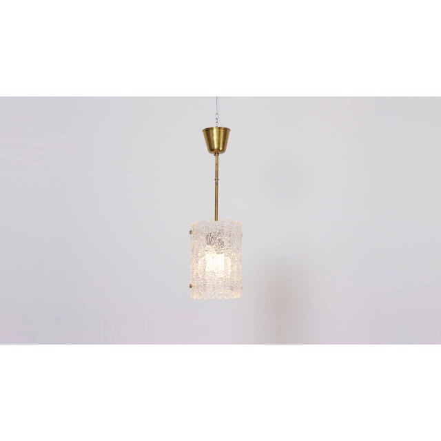 Glass Pendant Light by Carl Fagerlund for Orrefors For Sale - Image 9 of 9
