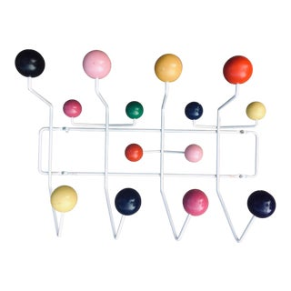 "1960's Mid-Century Modern Eames ""Hang It All"" Coat Rack For Sale"