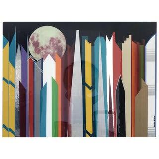 """Futuristica"" Artwork by Mauro Oliveira For Sale"