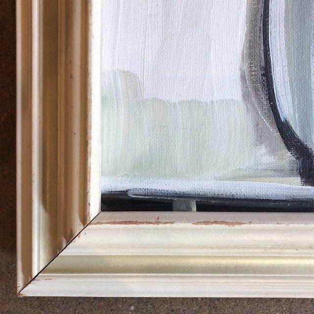 2010s Original Stewart Ross Modernist Still Life Painting For Sale - Image 5 of 7