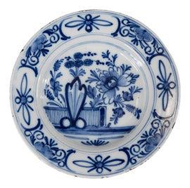 Image of Blue Decorative Plates