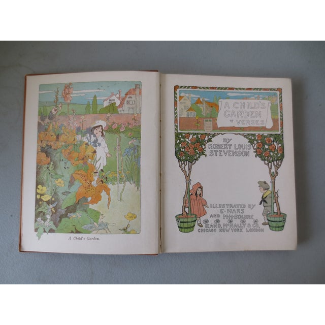 A Child's Garden of Verses Book by R.L. Stevenson - Image 4 of 6