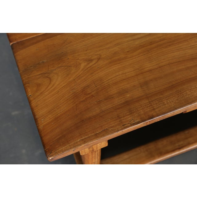 Antique 19th Century Coffee Table For Sale - Image 4 of 6
