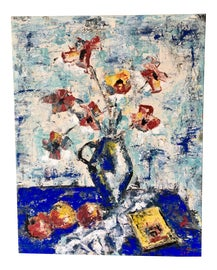 Image of Baby Blue Fine Art