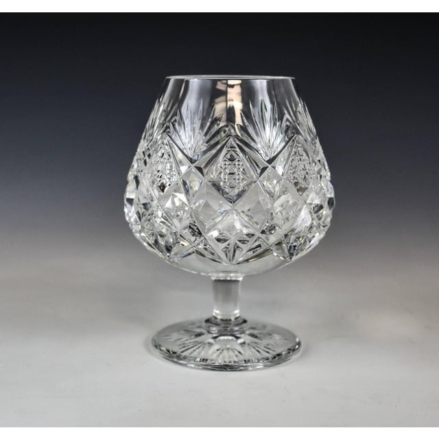 Stemware Service for 12 in Florence Pattern by Saint Louis - Set of 108 - Image 4 of 7
