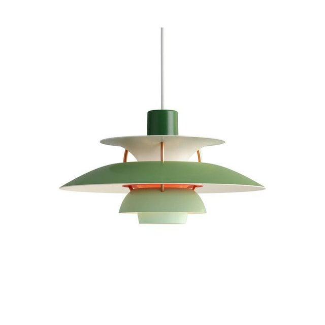 2010s Poul Henningsen PH5 Mini Copper Pendant for Louis Poulsen For Sale - Image 5 of 10