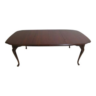 Pennsylvania House Cherry Cookie Corner Dining Table For Sale