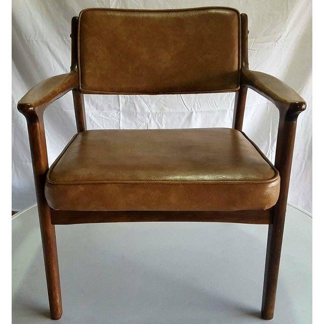 Mid-Century Modern Danish Style Chair - Image 2 of 4