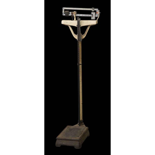 Black Doctors Standing Scale For Sale - Image 8 of 8