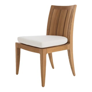 Summit Furniture Loggia Dining Side Chair For Sale